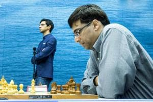 Viswanathan Anand is not in the frame for the World Championship cycle in 2018 and he remains cautious about his chances of making it to the tournament.