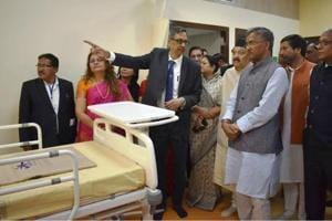 ICU inaugurated by CM remains defunct in Uttarakhand in the absence of...