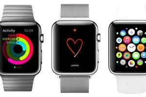 Apple Watch could soon support third-party watch faces