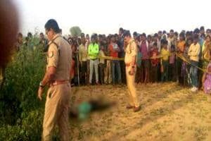 Two sisters found shot dead in UP's Etawah, police investigating...