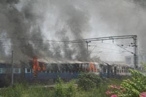 Violence had rocked the Doaba belt following an attack on Niranjan Das, the head of Dera Sachkhand Ballan, Jalandhar, and his deputy Ramanand at Vienna, Austria, on May 24, 2009.
