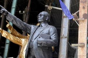 Statues of Ambedkar, other icons should be put under CCTV...