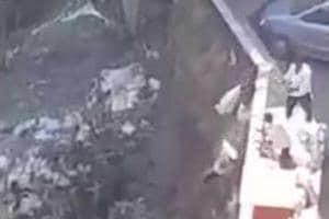 Mumbai national park warns  construction sites against dumping debris