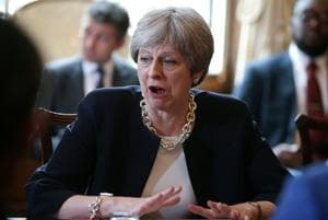 'Deeply regret' colonial era homophobic laws: PM May