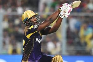 Andre Russell's brilliant innings guided Kolkata Knight Riders to victory over Delhi Daredevils in the Indian Premier League (IPL) 2018 in Kolkata on Monday.