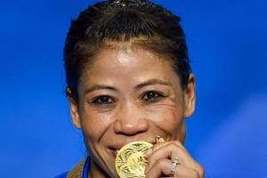 Mary Kom rubbishes retirement talk, dreams of Olympic gold