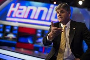 Fox News' Sean Hannity revealed as mystery client of Trump's personal...