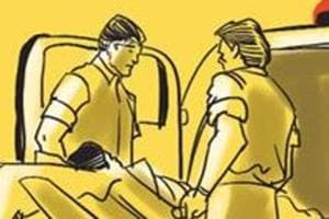 Wife of Dholpur Municipal Council commissioner dies in road accident