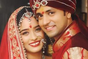 TV actors Shakti Arora, Neha Saxena wedding a secret affair. See pic