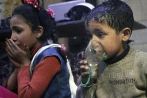 India calls for probe into use of chemical weapons in Syria