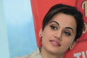 Trolled for sharing photoshopped images on Twitter, Taapsee Pannu and...