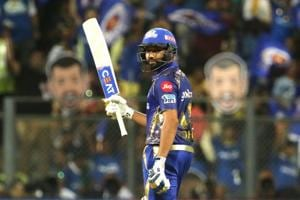 IPL 2018: Rohit Sharma 94 powers Mumbai Indians to 46-run win...