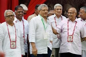 Yechury says he's not pro-Congress as CPI (M) debates political line