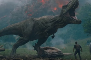New Jurassic World: Fallen Kingdom trailer takes the series back to...