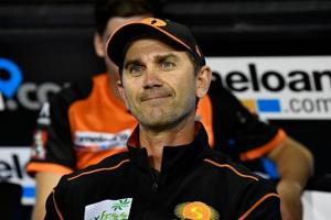 Cricket Australia denies reports of Justin Langer's appointment as...