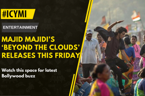 #ICYMI: Majid Majidi's 'Beyond The Clouds' Releases This Friday