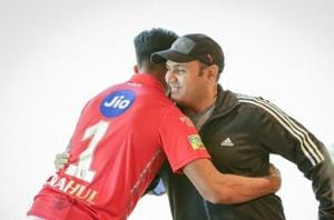 Virender Sehwag wishes happy birthday to 'Kadak Ladke' Lokesh Rahul