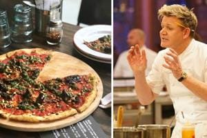 Gordon Ramsay posts about giving 'this vegan thing a try', shocks...