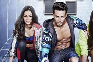 Tiger Shroff, Ananya Panday are in uniform for Student Of The Year 2....