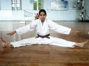 Karateka Neha Jangra, who beat up an errant traffic cop, bats for...