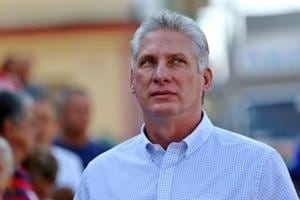Miguel Diaz-Canel set to be Cuba's first non-Castro president in six...