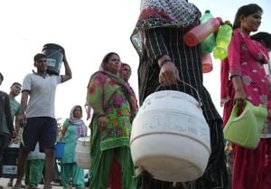 24/7 water supply to remain a pipe dream in Chandigarh