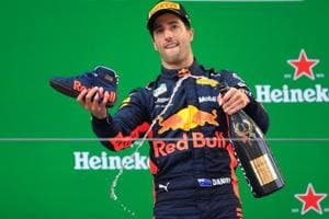 Daniel Ricciardo wants two-year deal because of Formula One...