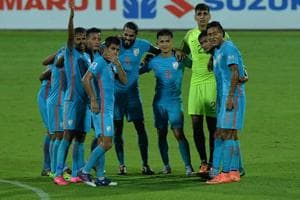 Indian football team clubbed with Maldives, Sri Lanka in 2018 SAFF Cup