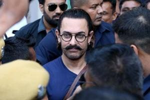 Aamir Khan on Thugs Of Hindostan role: He can sell his mother out