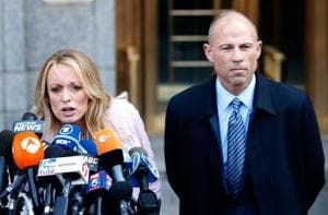 Stormy Daniels' lawyer offers $100,000 to identify man she says...