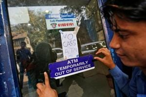 Govt defends scam-hit banks as cash crunch hits ATMs, says no need to...