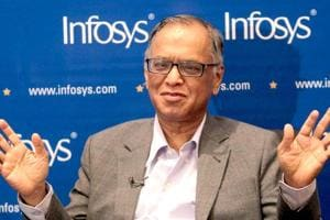 On entrepreneurship, listen to Infosys' Murthy