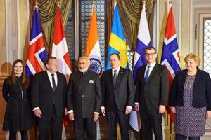 Nordic countries support India's bid to United Nations Security...