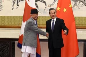 China firms up connectivity projects with Nepal, asks India to join in