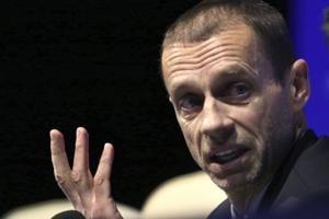 UEFA president Aleksander Ceferin 'worried' over use of VAR at World...