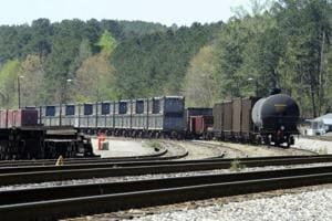 'Poop train' from New York stranded in southern US town