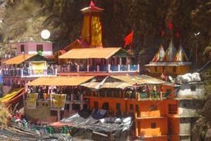 Chardham Yatra begins with opening of Yamunotri, Gangotri portals