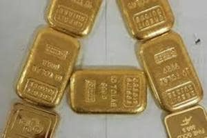 Gold bars worth Rs33 lakh seized from Mumbai aircraft toilet