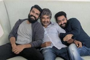 SS Rajamouli's film starring Jr NTR, Ram Charan to be made on Rs 300...