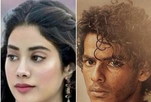 Janhvi Kapoor, Khushi join Ishaan Khatter at Beyond The Clouds...