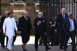 Modi to hold bilateral talks with Hasina, 10 others on CHOGM sidelines