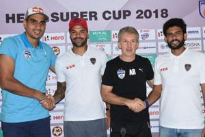 Old foes East Bengal, Bengaluru FC gear up for Super Cup final