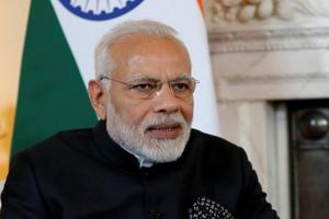 Modi's London message is he's the best man to lead India in 2019:...