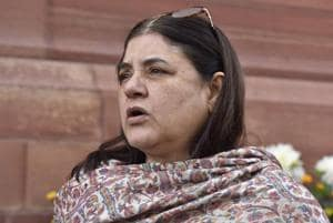 Maneka Gandhi wants special police cells to deal with sexual offences