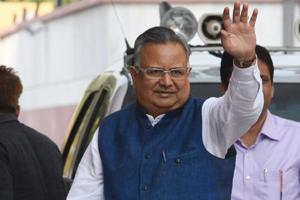 Chhattisgarh CM to distribute smartphones to over 50 lakh people...