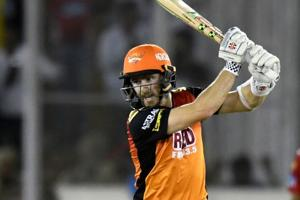 IPL 2018: Kane Williamson's half-century goes in vain for Sunrisers...