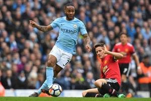 Raheem Sterling hungry for more after Manchester City's Premier League...