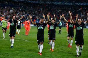 Paris Saint-Germain beat Caen, seal French Cup final spot