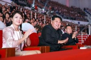 New role for Kim Jong Un's wife: First Lady on 'par with Melania'