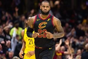 LeBron James scores 46 as Cleveland Cavaliers beat Indiana Pacers in...
